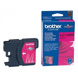 Brother LC1100 Magenta blækpatron