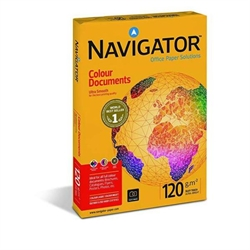 A4 Kopipapir 120g (250 ark) Navigator Colour Documents